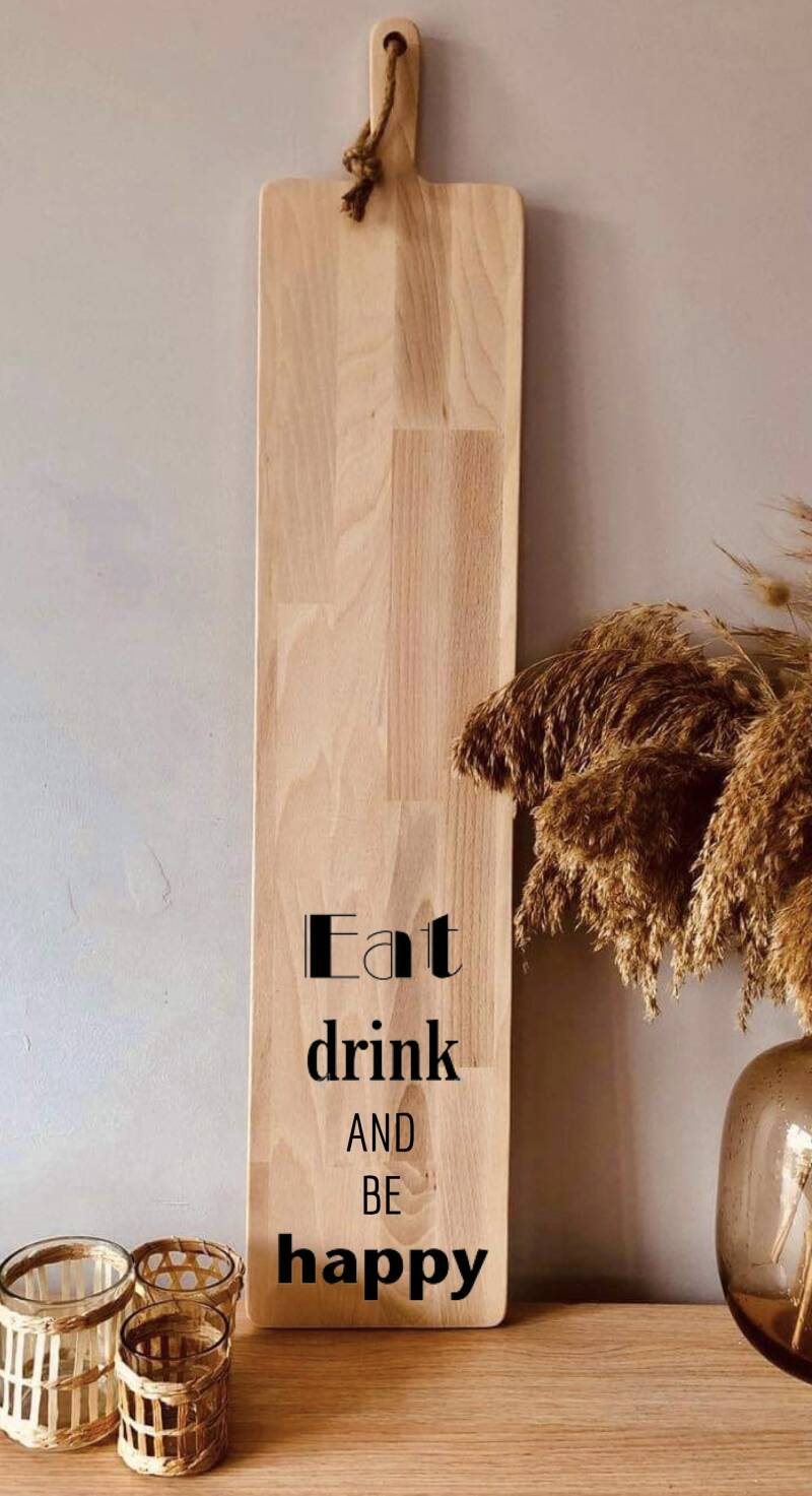 Tapasplank : eat drink and be happy