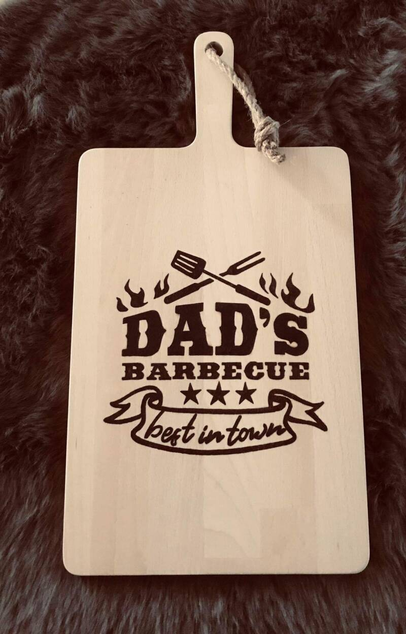 Tapasplank : Dad's barbecue best in town