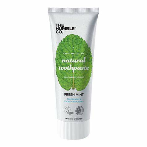 Humble Natural Toothpaste - Fresh Mint - 75 ml