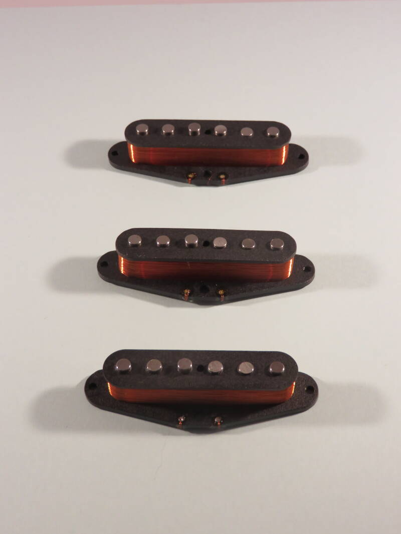 Stratocaster pickup set Rob's 59 specials