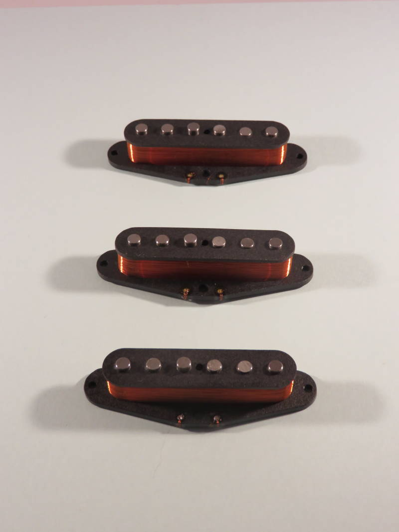 Custom Pickup Set Strat