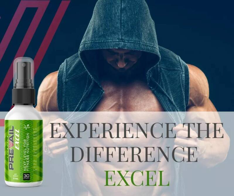 Excellent fitness: excel spray