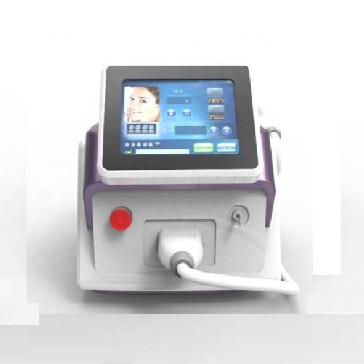 Powerful depilation 755 808 1064nm diode laser hair removal