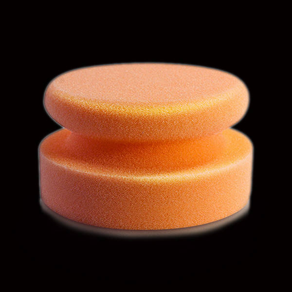 Orange Planet, Polishingpad, Applicator, oranje | Polishangel | pa-planetorgange