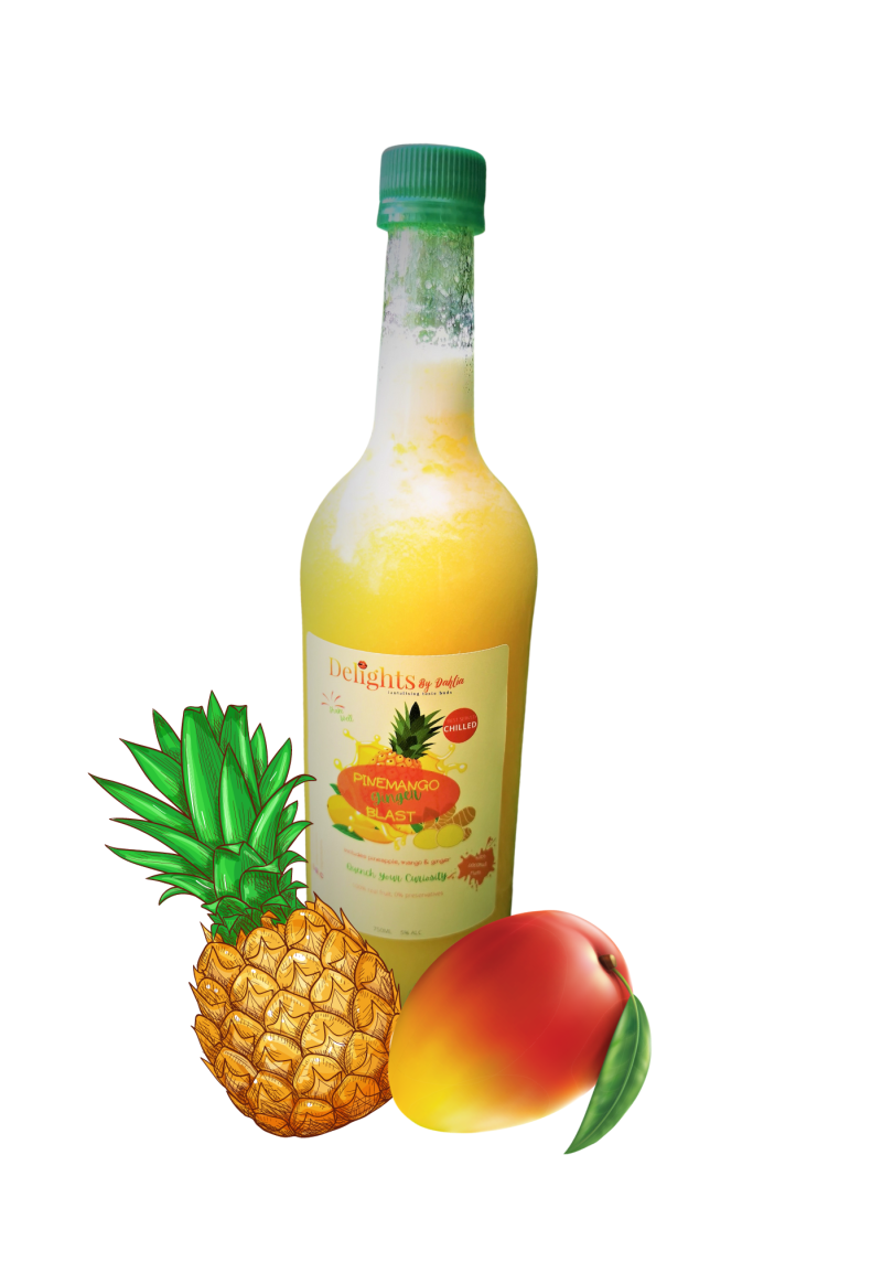 PineMango Tropical Blast