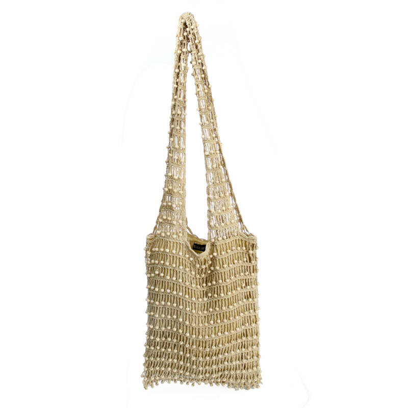 Bazar Bizar - The Day in Day out Tote - crème wit