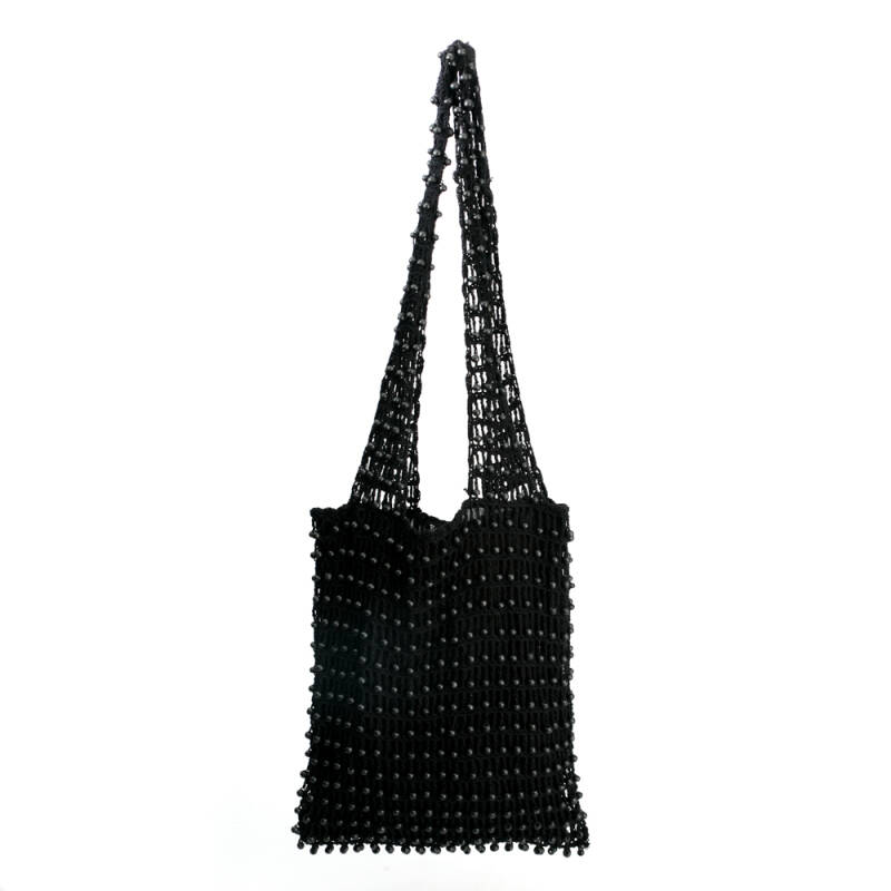 Bazar Bizar - The Day in Day out Tote - zwart