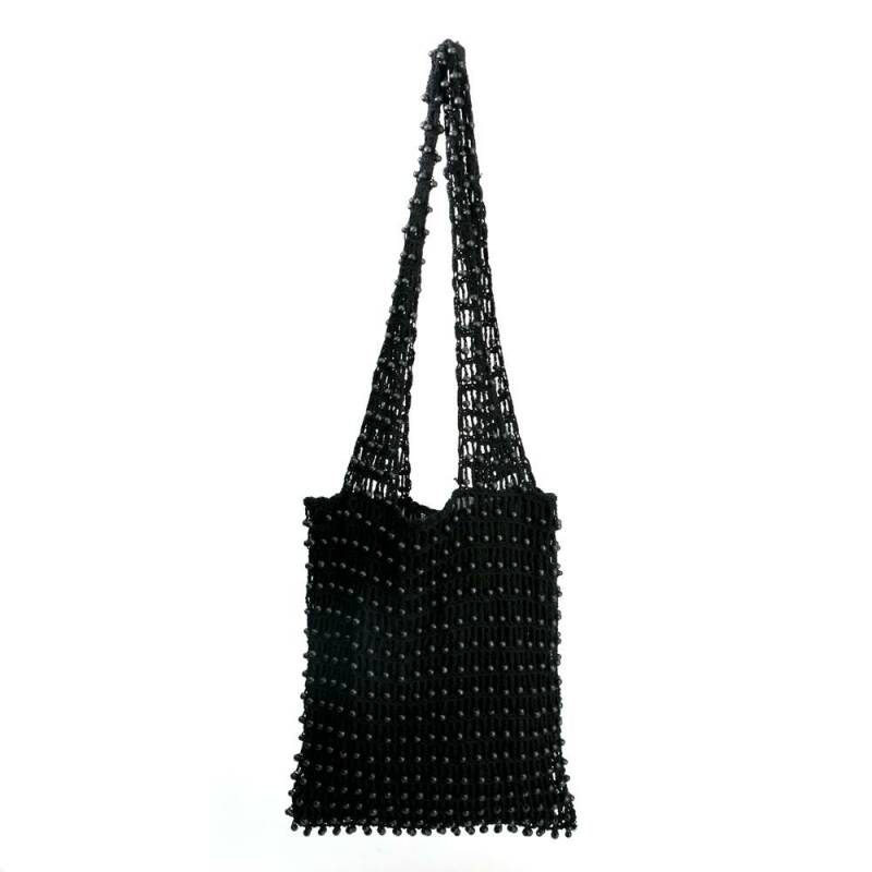 Bazar Bizar - The Day in Day out Tote - Black