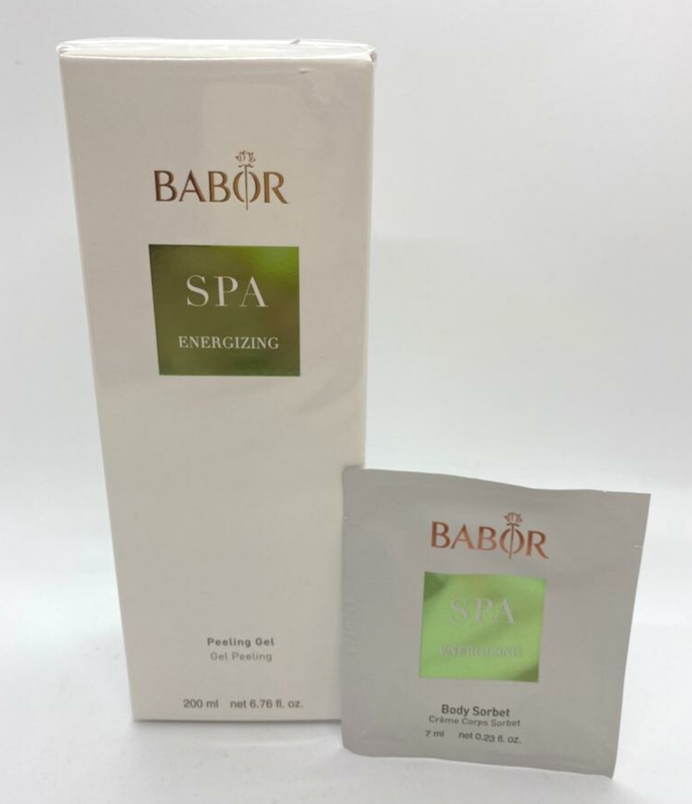 BABOR SPA Energizing - Peeling Gel