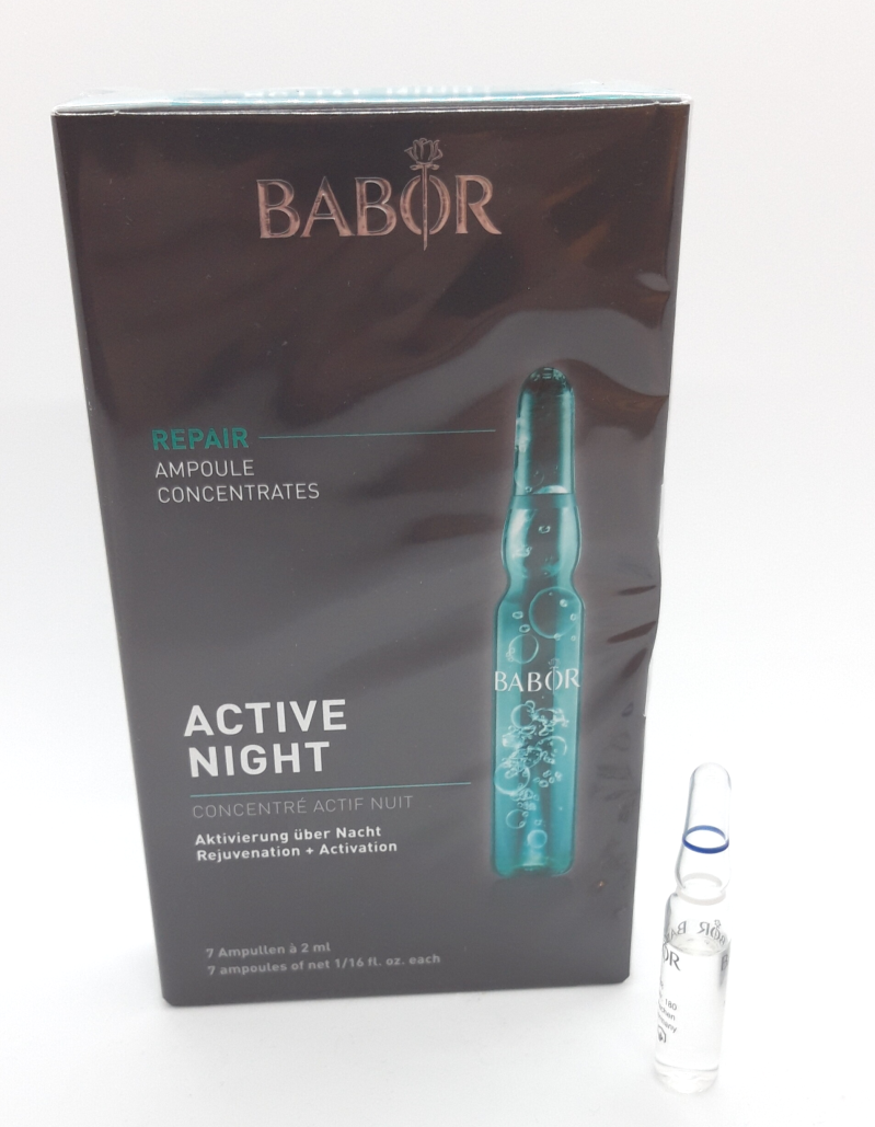 BABOR Ampoule Concentrates Repair - Active Night