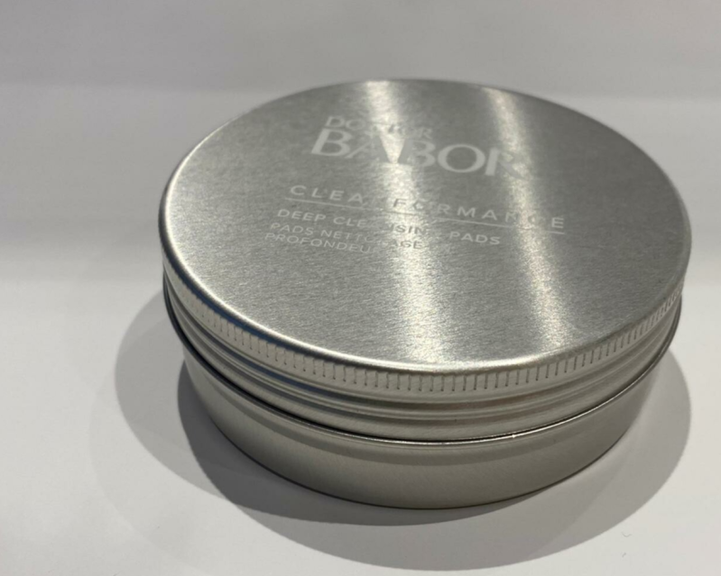 DOCTOR BABOR Cleanformance - Deep Cleansing Pads