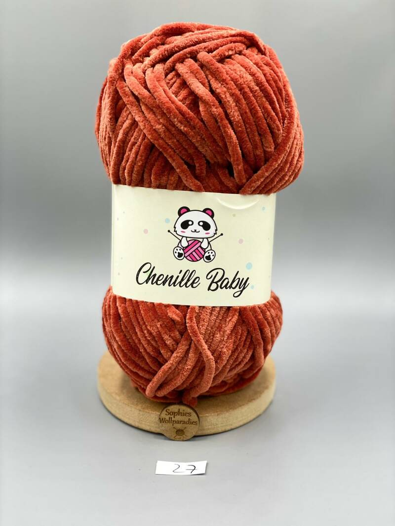 Baby Chenille 100-27 rost