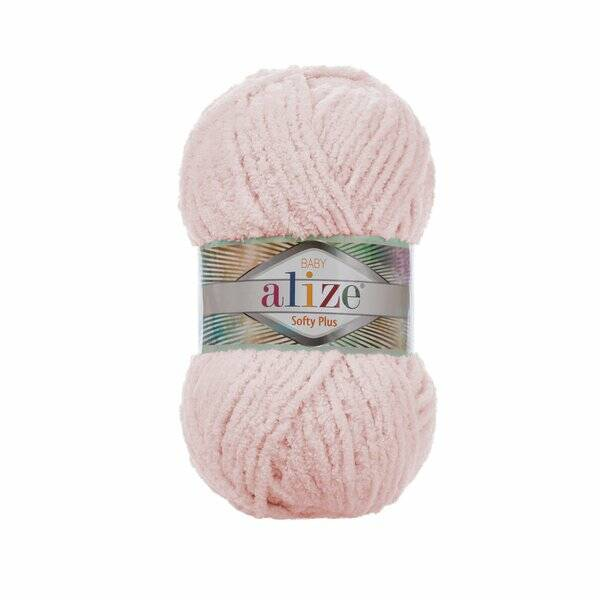 Alize Softy Plus 161 puder
