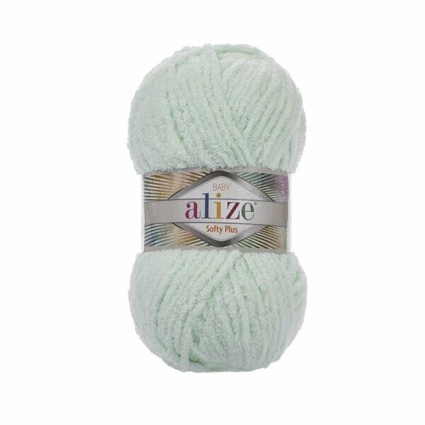 Alize Softy Plus 464 mint