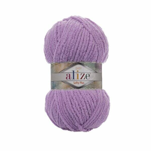 Alize Softy Plus  47 violett