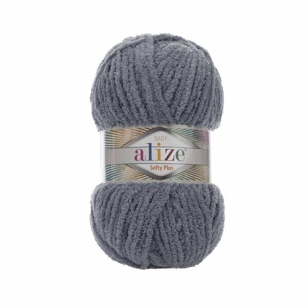 Alize Softy Plus 87 grau
