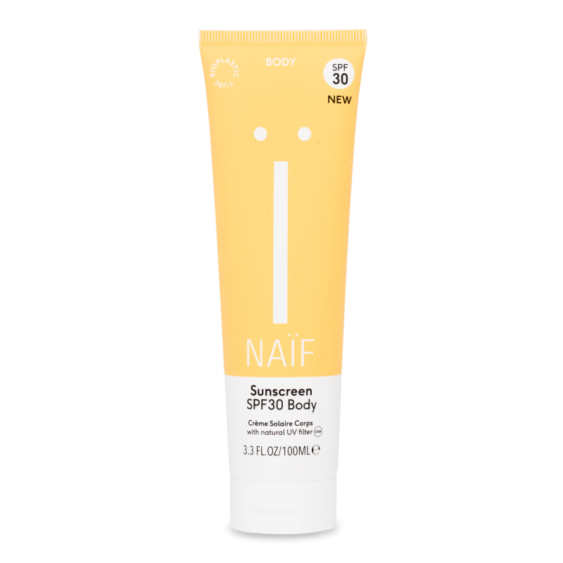 Naïf Grown Ups - sunscreen SPF30 body