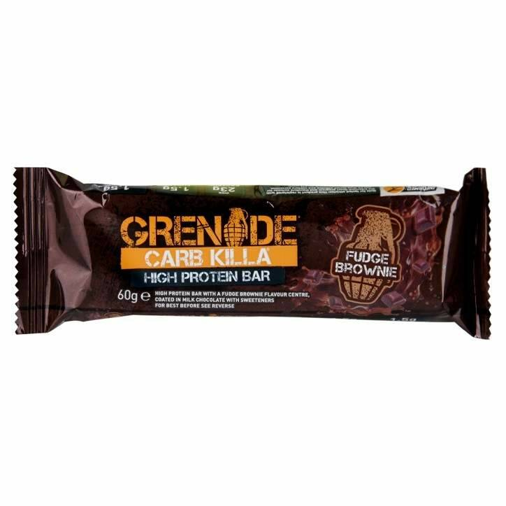 Carb Killa Bar Fudge Brownie - 60 gram