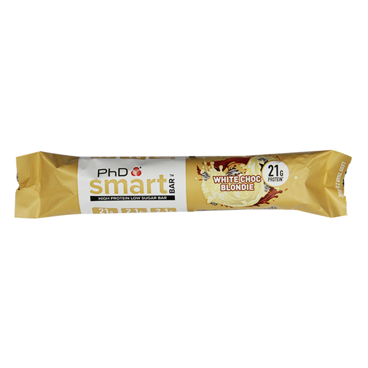 PHD White Chocolate Blondie - 64 gram