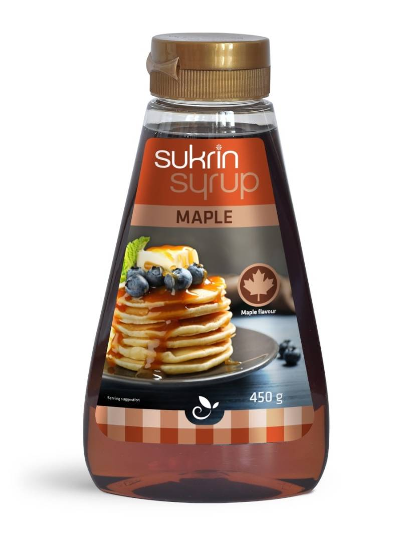 Sukrin Maple Sirup - 450 gram