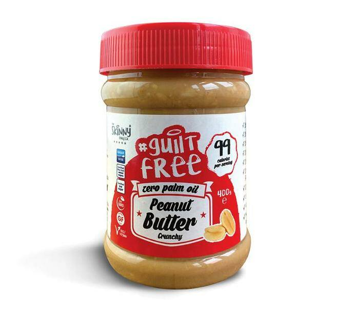 Peanut Butter Crunchy - OUTLET