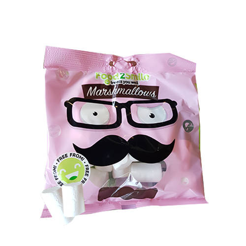 Food2Smile Marshmallows - 50 gram