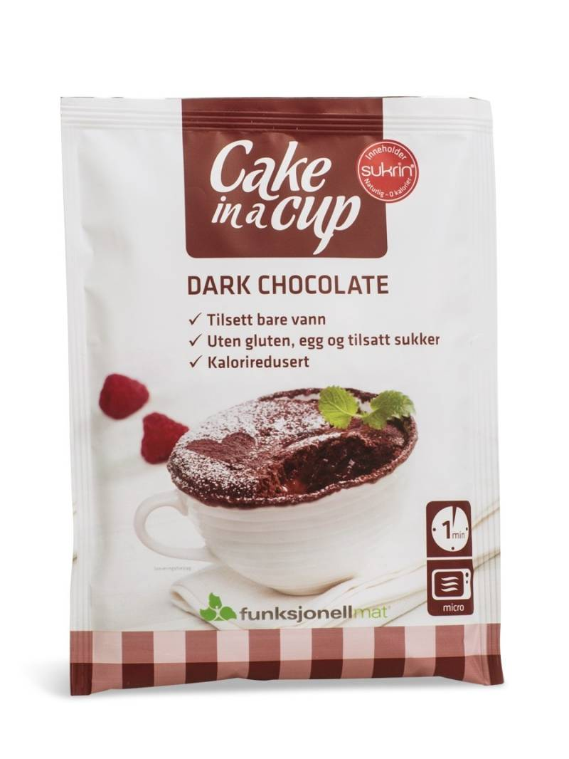 Chocolade Cake in a Cup - 65 gram