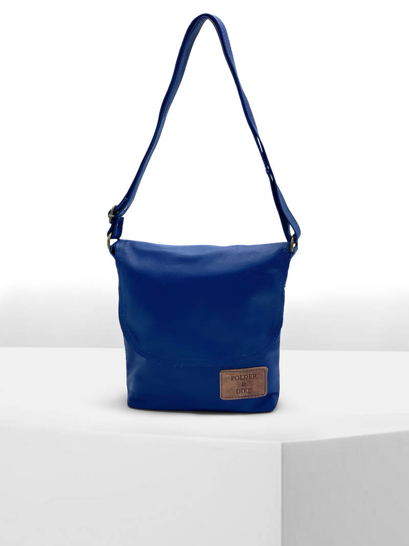 ShoulderBag FLORENCE Azure Blue