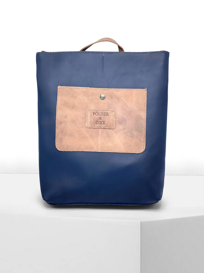 BackBag NASSAU Denim Blue