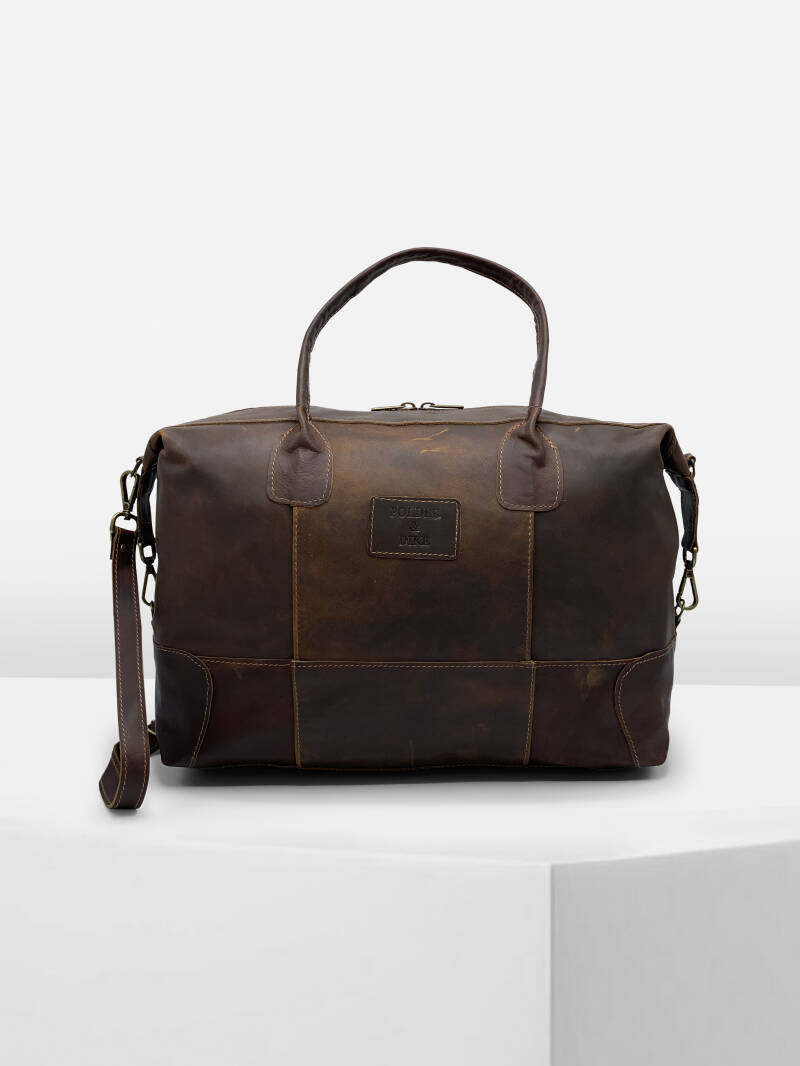 SportsBag/CityBag AMSTERDAM Walnut Brown