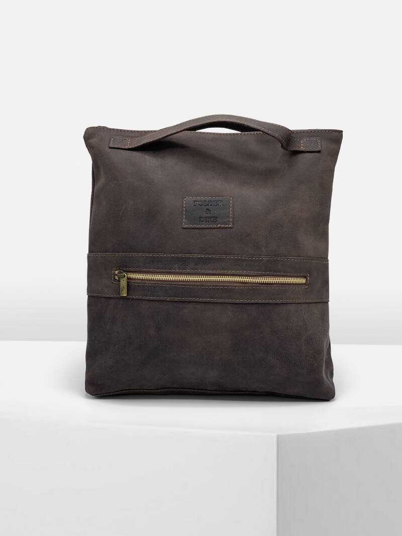 BackBag BROOKLYN Chocolate Brown