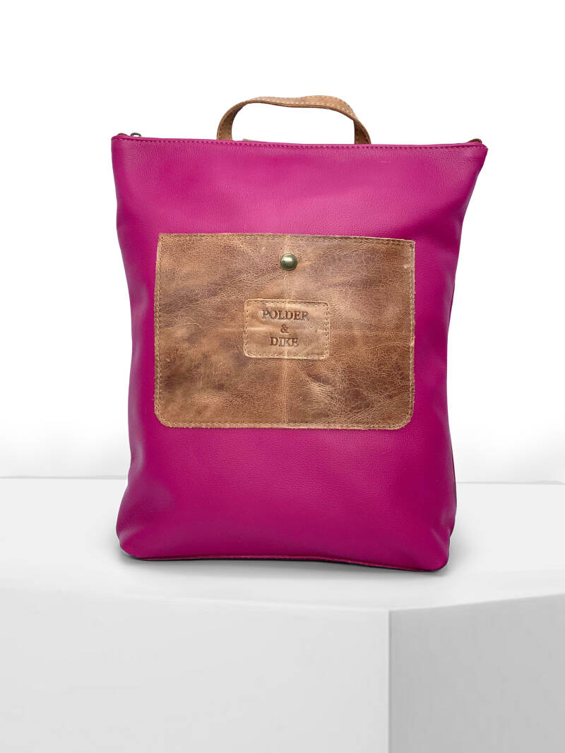 BackBag NASSAU Wild Berry Fuchsia