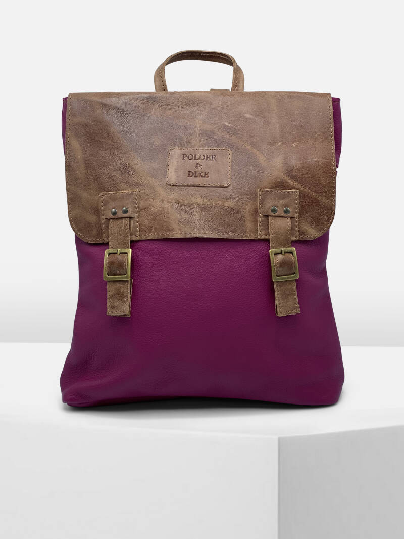 BackBag SOHO Wild Berry Fuchsia