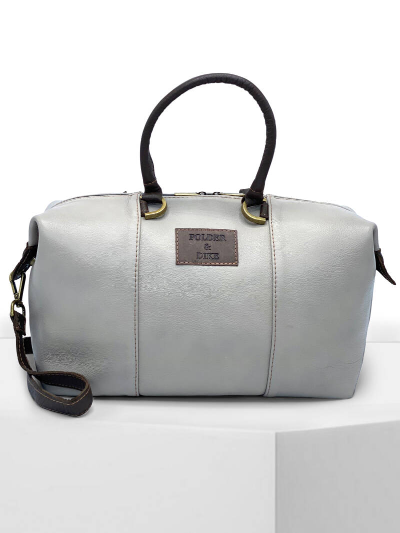 HandBag/ShoulderBag LONDON Cloudy Gray