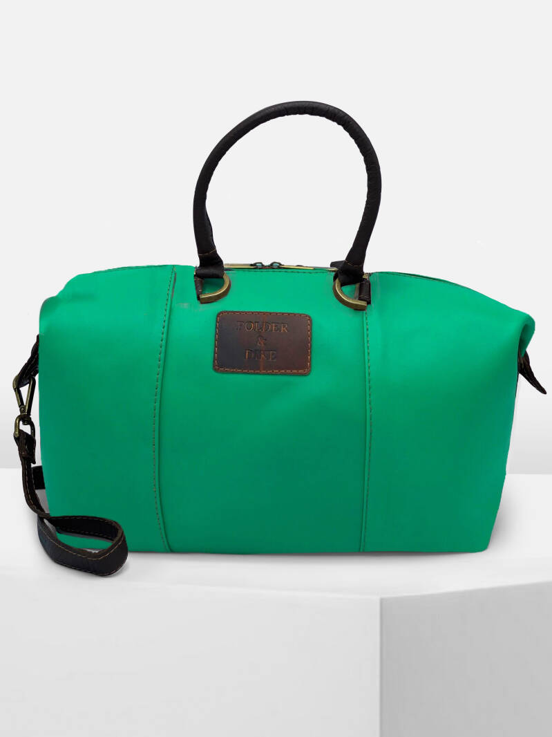 HandBag/ShoulderBag LONDON Emerald Green