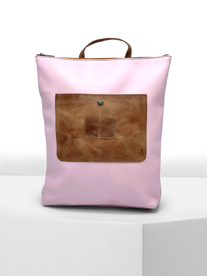 BackBag NASSAU Baby Pink