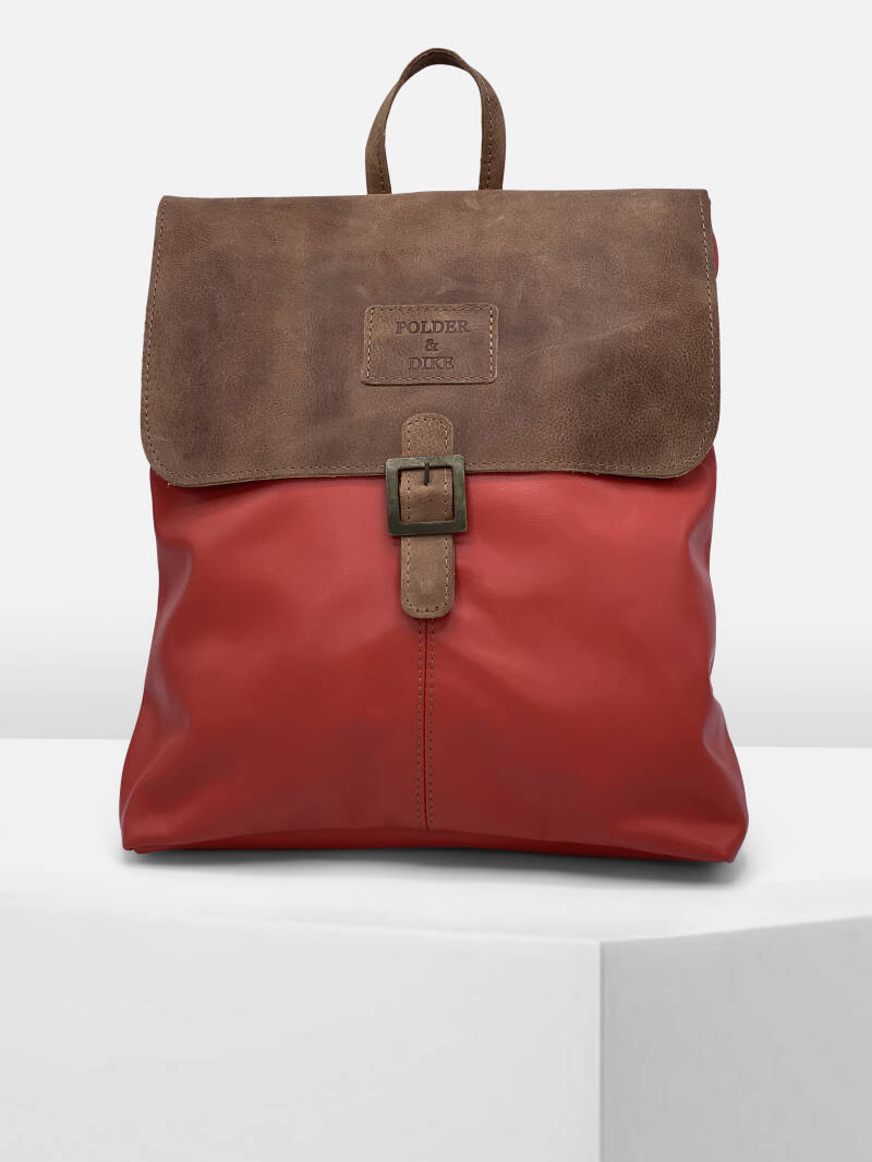 BackBag REMBRANDT Scarlet Red
