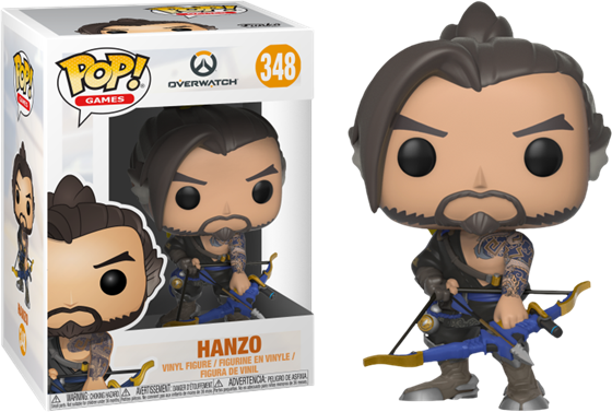 Funko Pop - Overwatch - Hanzo