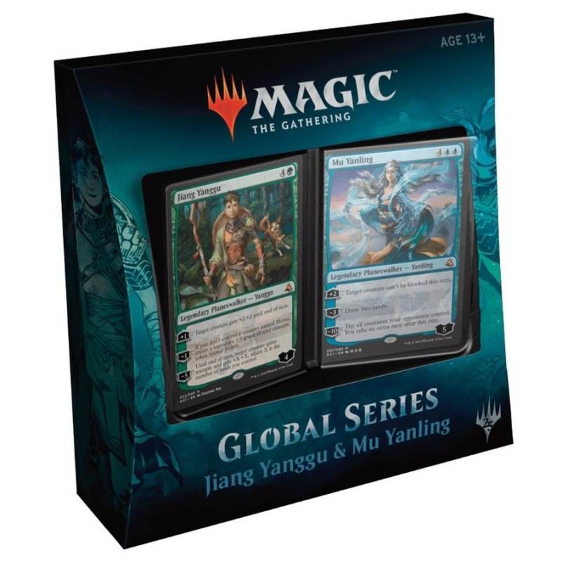 Magic - Global Series Deck - Jiang Yanggu & Mu Yanling