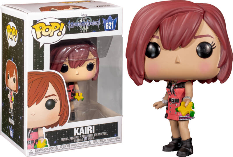 Funko Pop - Kingdom Hearts 3 - Kairi