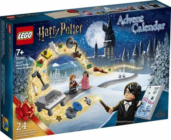 Lego 75981 - Harry Potter - Advents Kalendar 2020