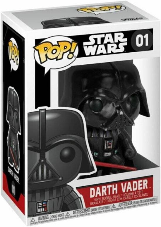 Funko Pop - Star Wars -Darth Vader