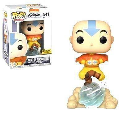 Funko Pop - Avatar - Aang on Airscooter