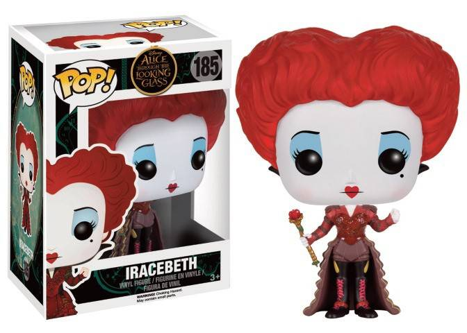Funko Pop - Alice Through the Looking Glass - Iracebeth