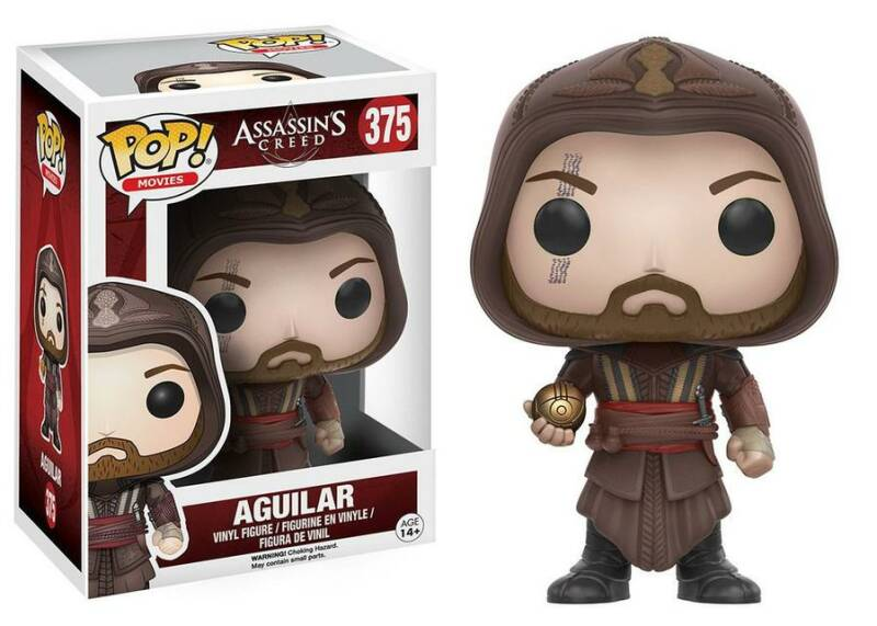 Funko Pop - Assassin's Creed - Aguilar