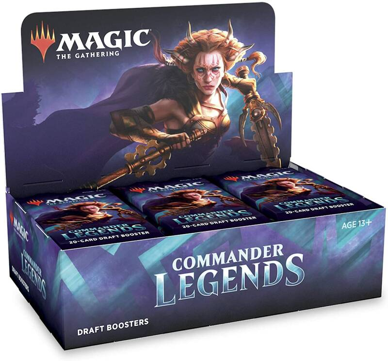 Magic - Commander Legends Booster Box