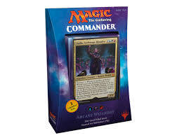 Magic - Commander 2017 - Arcane Wizardry