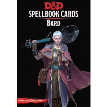 D&D - 5th Ed. - Spellbook Cards - Bard