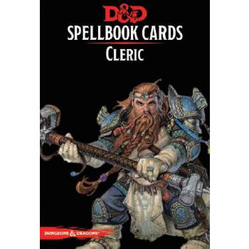 D&D - 5th Ed. - Spellbook Cards - Cleric