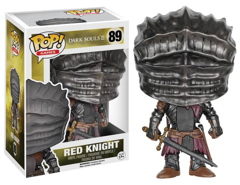Funko Pop - Dark Souls III - Red Knight